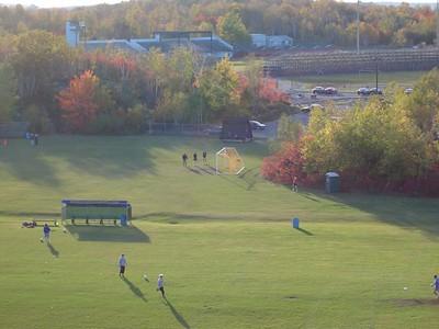 Soccer Field Practice'04