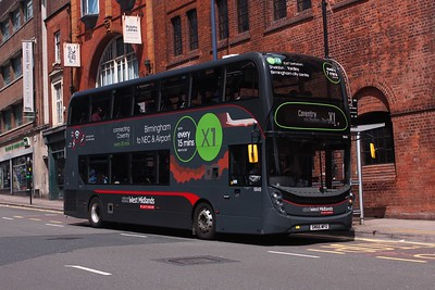 Bus Operators in the West Midlands (Update 24.01.2019)