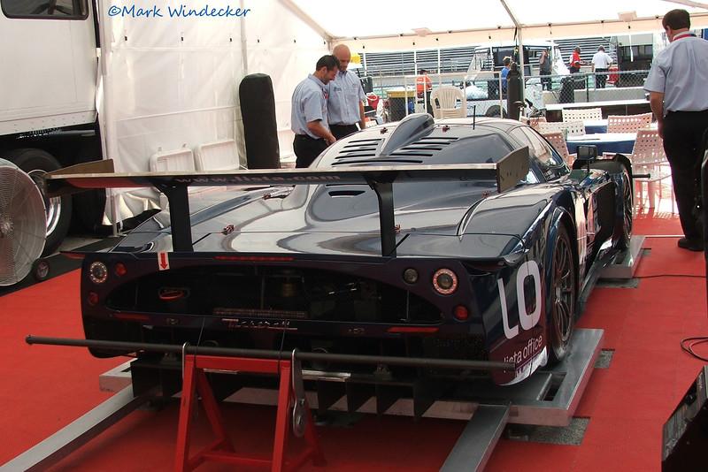 GT1 Doran Racing MASERATI MC12