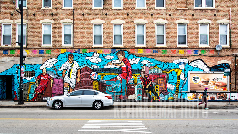 Pilsen, Chicago Street Art