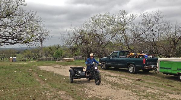 Rattlesnake Romp Texas 2013