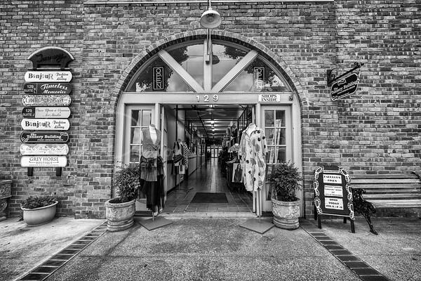 Benicia Tannery - Little Art Shop Reception