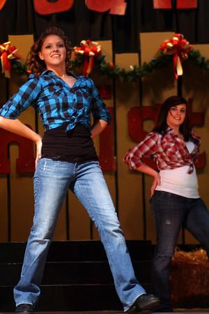 2009 Christmas Recital High School