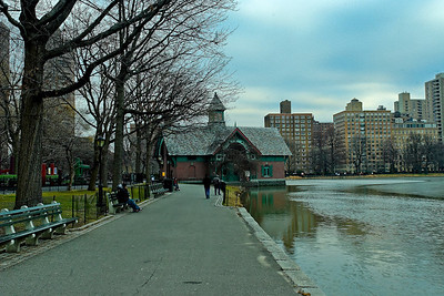 South of Harlem - Central Park