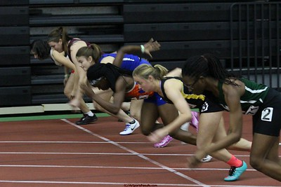 Girls 55m Dash Trials