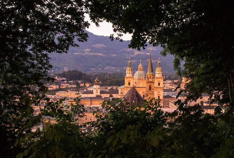 Spires, Salzburg, Austria