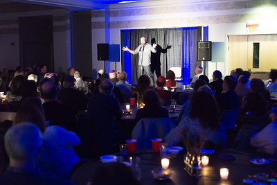 Comedy Night & Silent Auction, November 2017