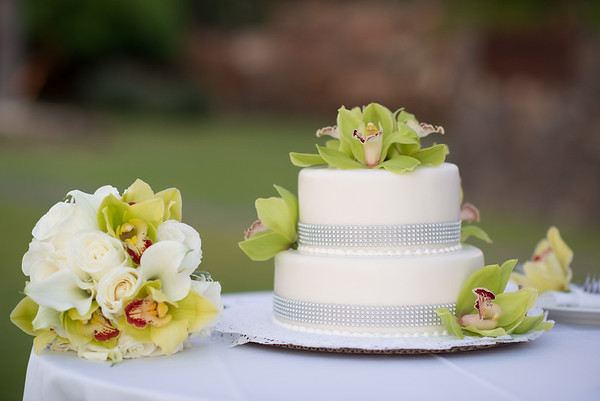 Wei, Unedited Cake Cut & Reception