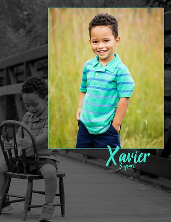 Xavier 3 Years