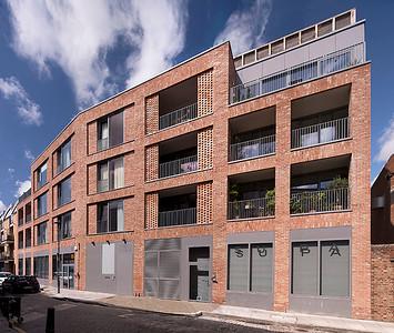 Floren- Gothiek Wadeson St London