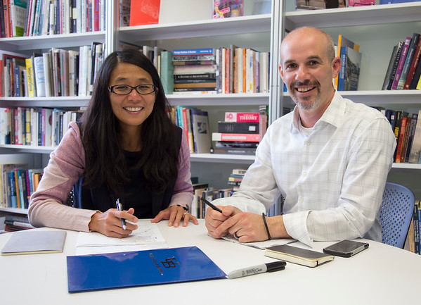 New Chair and Associate Chair in Architecture Department