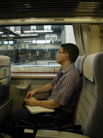 2001/06/01-1 - Stopover at Shiraoi