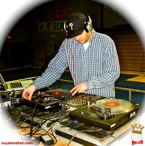 Lincoln Univ Spring Fling 2012 DJ Herk