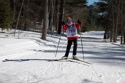 2019 Elementary Nordic Ski Race