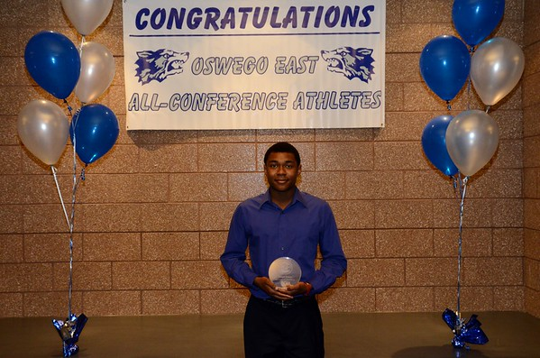 Oswego East High School 2015 All-Conference Banquet