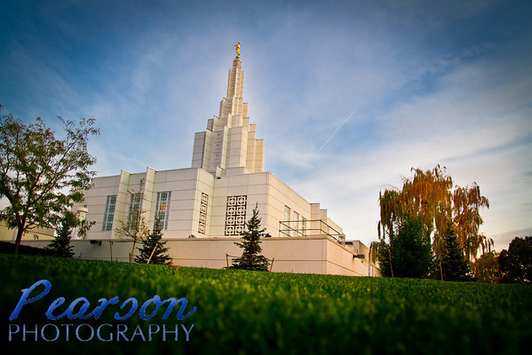 Idaho Falls, ID LDS Temple