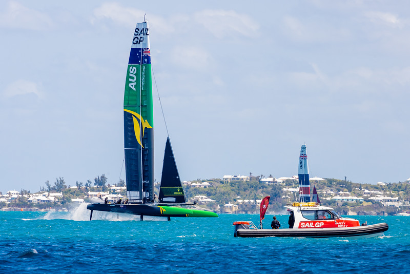 sail gp bermuda
