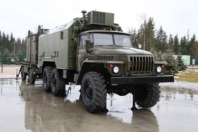 R-330Zh Zhitel (Ural-43203 chassis)