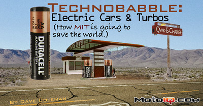Technobabble electric cars and turbos, how MIT will save the world lead