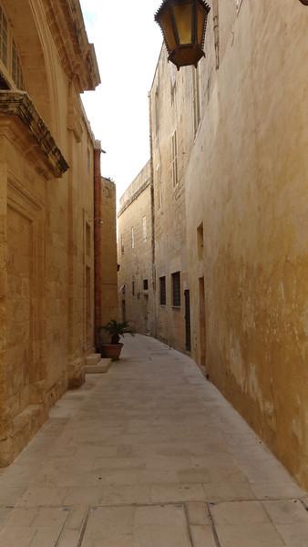 Street, Mdina