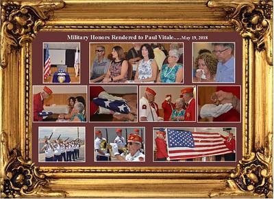 5-19-18 Service for Army Veteran Paul Vitale