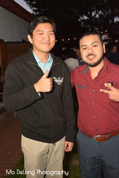 Ken Woshizawa and Alan Ricardez