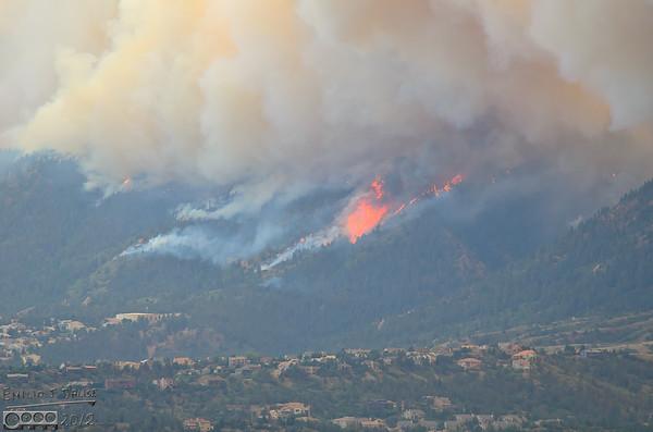 Waldo Canyon Fire - June 26, 2012