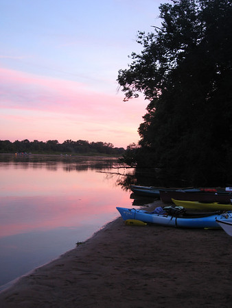 August 2008 - Wisconsin River