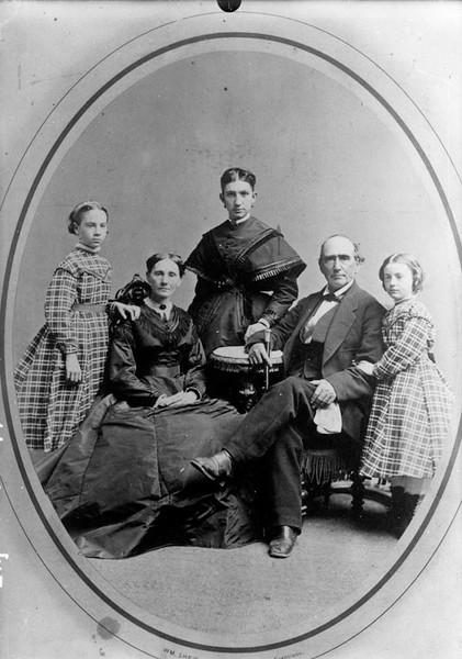 Wilson Family Portrait