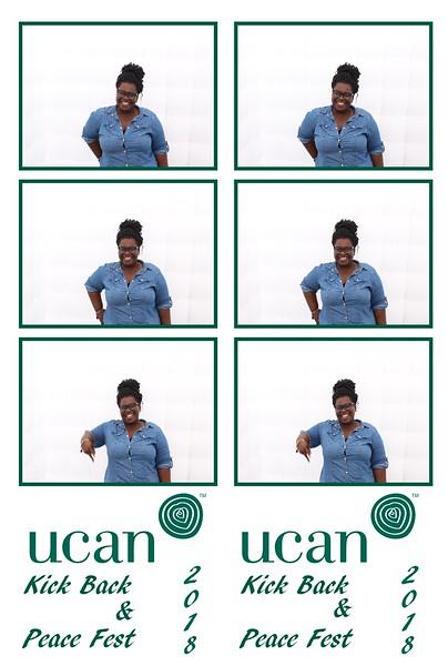UCAN Kickback & Peace Fest (06/27/18)