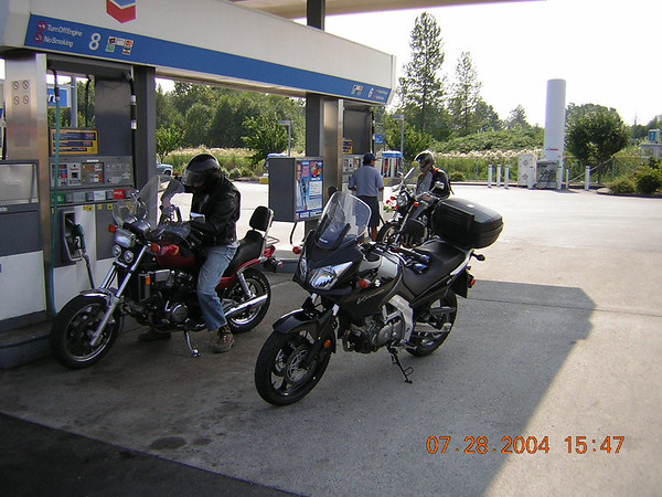 04-07-28 after work ride to Crown Point 120 miles