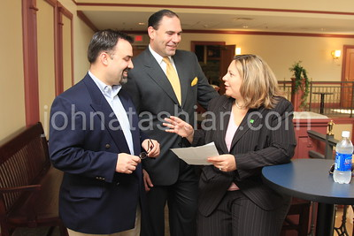 TD Banknorth - Business Meeting - April 11, 2008
