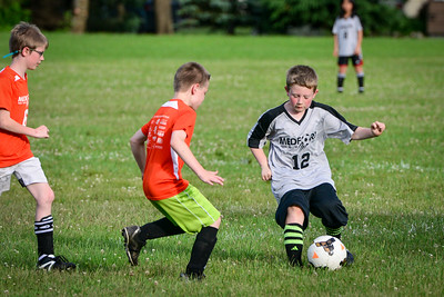 U10 Silver vs Orange June 16 2015
