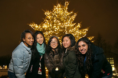 2013 CSB Tree Lighting