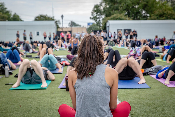 2018 Receptions for Research Yoga