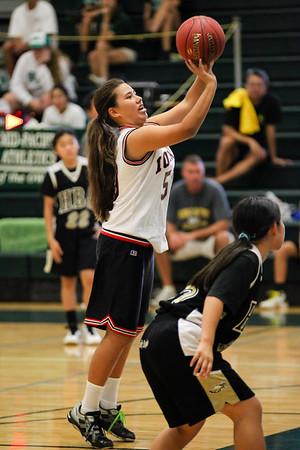 2011 Intermediate II Girls Basketball vs. HBA 11/12/11