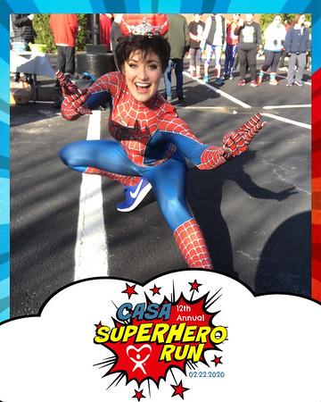 CASA Superhero Run 2020