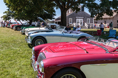 Austin Healey's on the Green 2021
