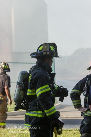 07-17-2014, 2 Alarm Building, Washington Twp. Gloucester County, McClure Dr.