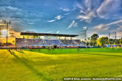 Best of UM Women's Soccer Vs MSU 9-27-14