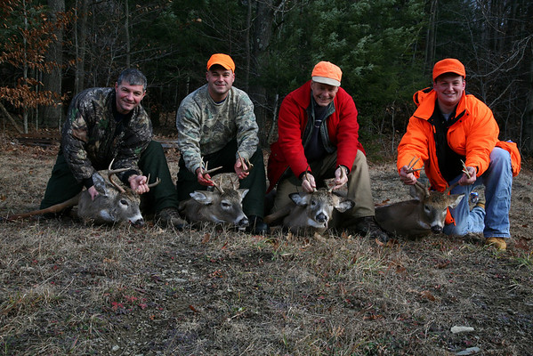 Hartwick Deer Camp 2010