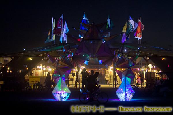 Nights at Burning Man 2016