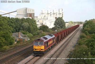 Class 60 60001-60025