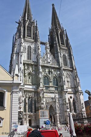 Regensburg Churches