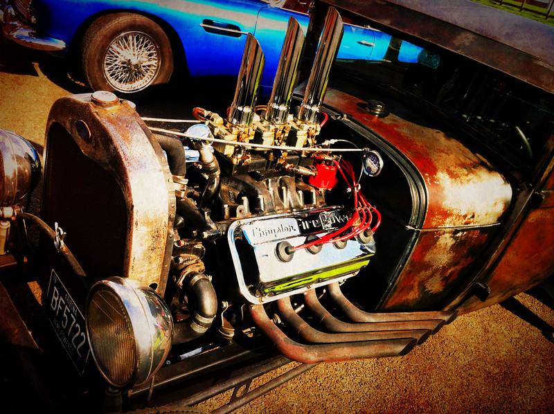 Chrysler fire power