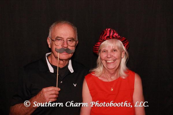 Carol and Walt 50th Anniversary