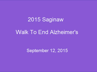 "2015 Saginaw ""Together We Can Make A Difference"""