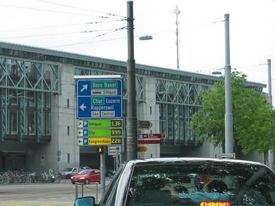 Frankfurt to La Spezia