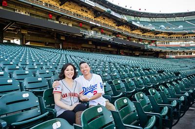 AT&T Park - Giant's Ballpark - San Francisco