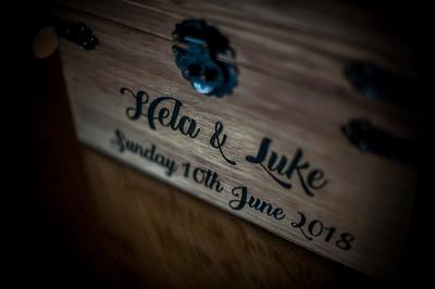 Luke & Hela Wedding